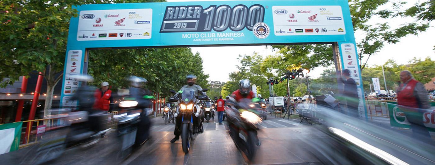 Gorra Rider1000 2017